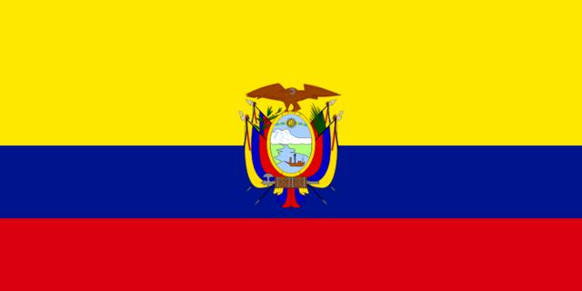 World Event: Ecuador receives independence