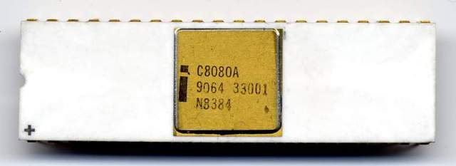 Aparición del INTEL 8080