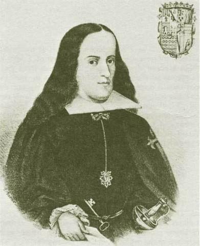 El duque de Alburquerque