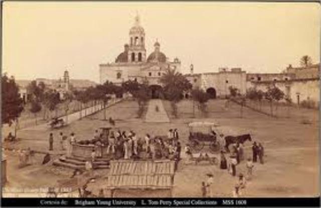 Guerra Indepedencia de Mexico