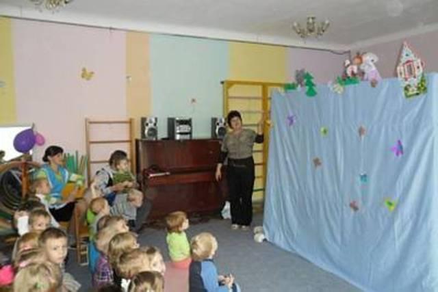 представления кукольного театра