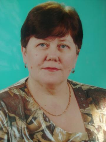 Миронова Тамара Петровна