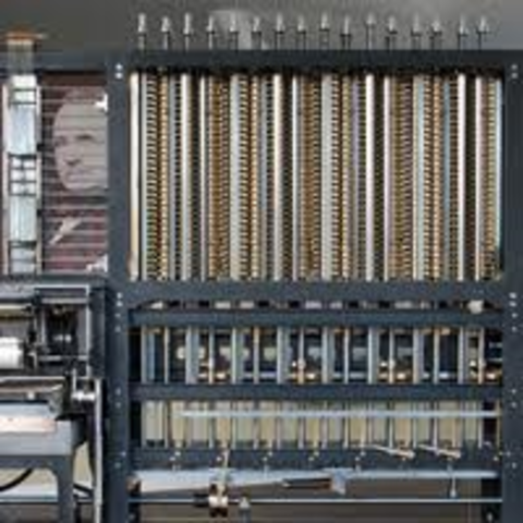 The First Computer is made.