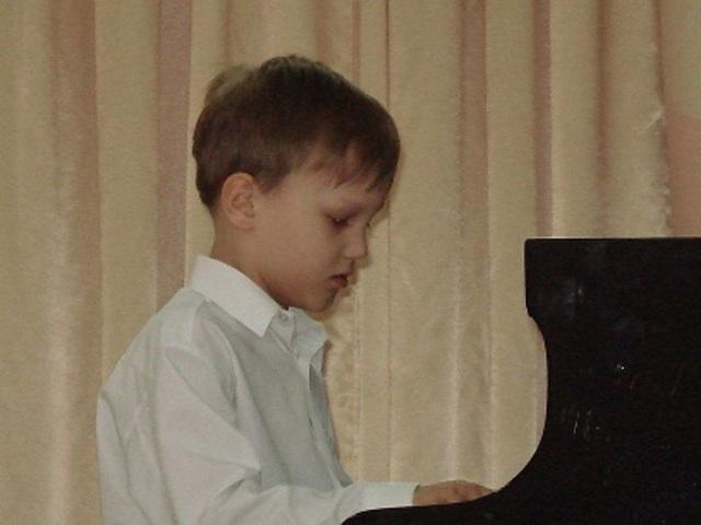 Редкозубов Егор – выпускник 2007 года