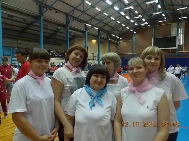 Пятый год сборная команда «Дружной семейки» участвует в фестивале Здоровья.