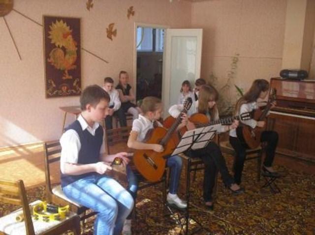 Тематический концерт школы искусств для старших дошкольников