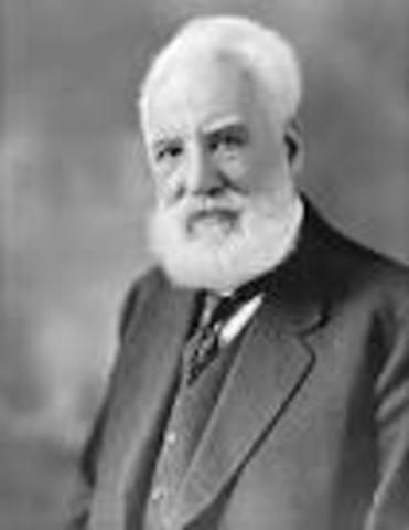 Alexander Graham Bell (1847) EF
