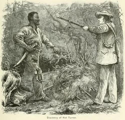 Nat Turner Rebellion (1831) EF