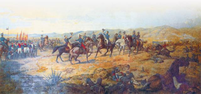 Guerra de independencia de Peru