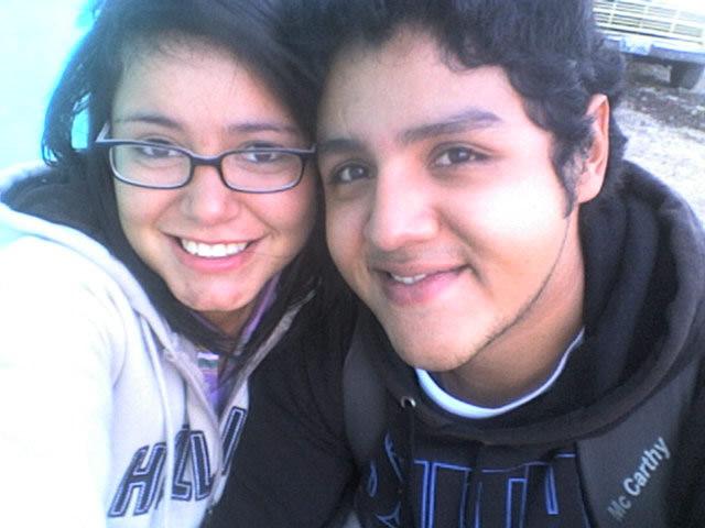 Lupita se vuelve más que mi amiga :)