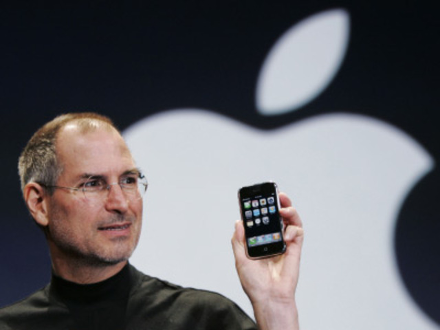 Iphone created
