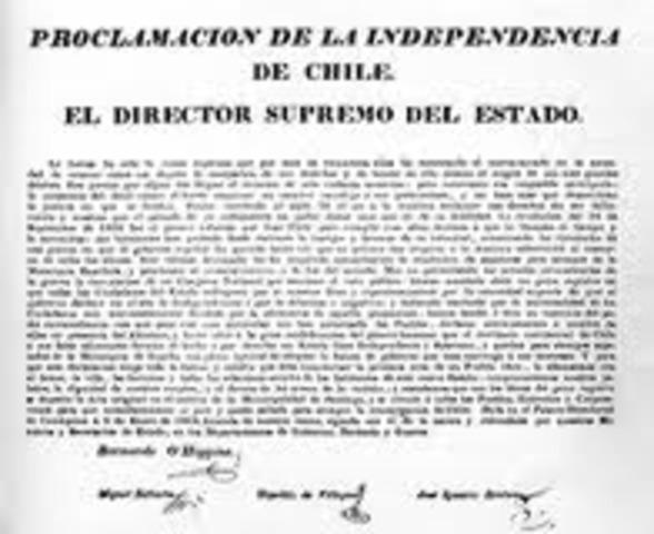 Guerra de Chile