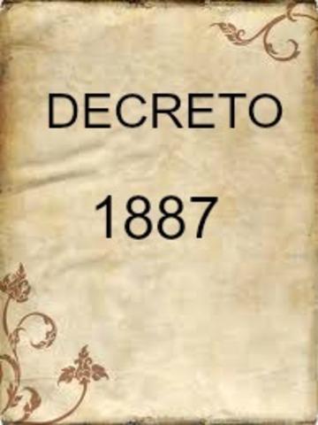 DECRETO 1887 DE 1994