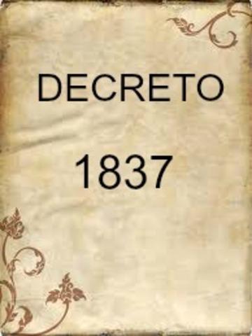 DECRETO 1755 DE 1994