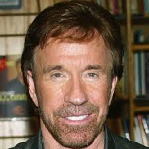 Chuck Norris was born