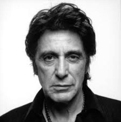 Al Pacino was born