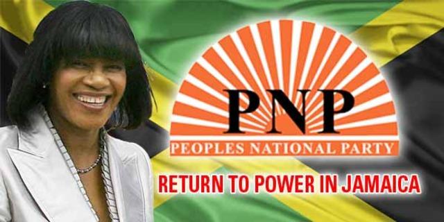 Partido Nacional del Pueblo (Jamaica)