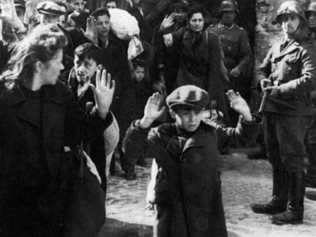 Nazis Start Rounding Up Jews