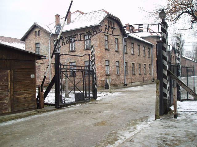 Auschwitz Established
