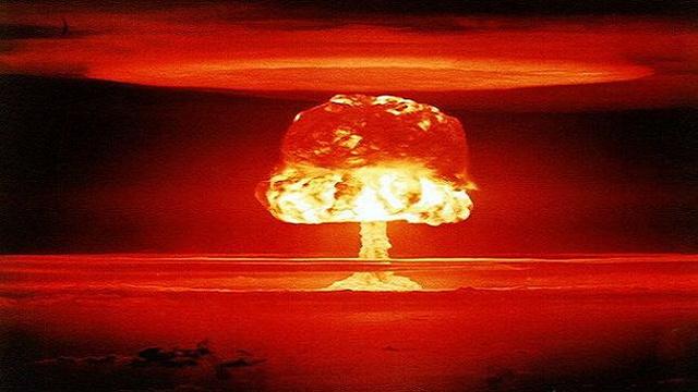 Atomic Bomb Invented