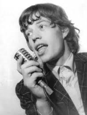 Mick Jagger was born