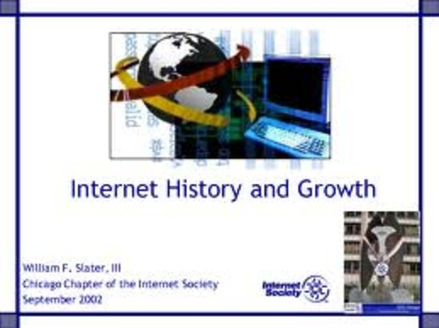 Growth of Internet Continues