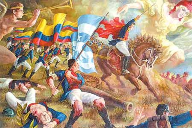 Batalla de Pichincha (Ecuador)