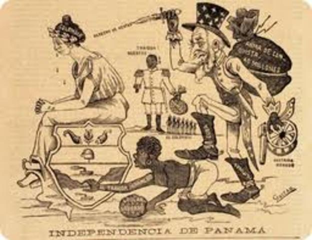 Guerra de independencia en Panama