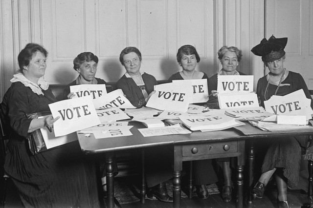 Wyoming grants women the right to vote