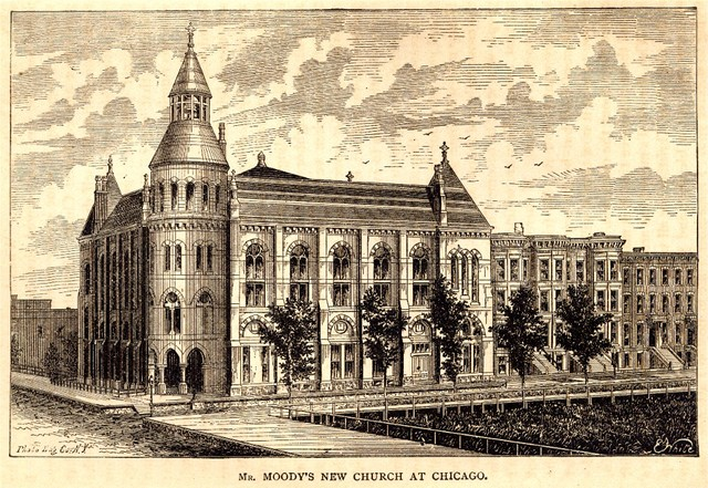 Moody Bible Institute established in Chicago