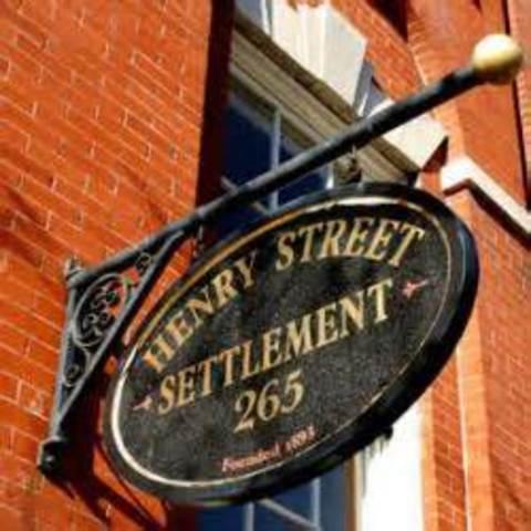 Lillian Wald opens Henry Street Settlement in New York
