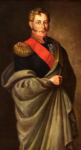 Gamarra firmó el Tratado de Piquiza