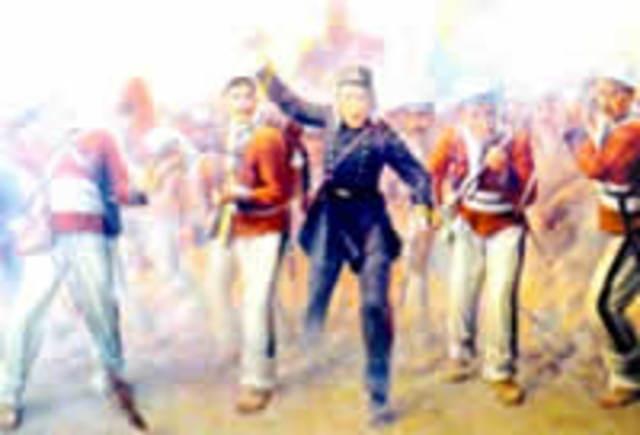 Invasión a Bolivia