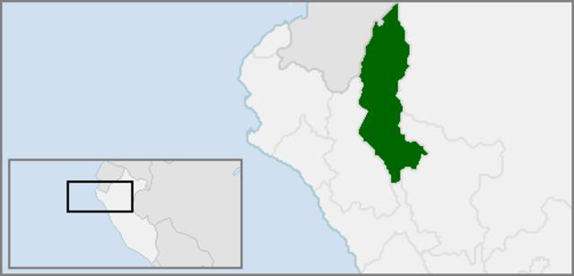 Creación del Departamento de Amazonas