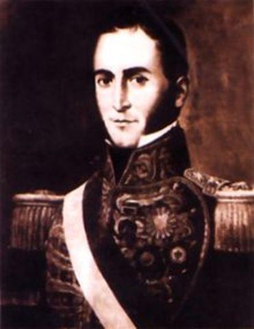 Gobierno de José de Orbegoso