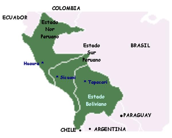 Confederación Perú – Boliviana