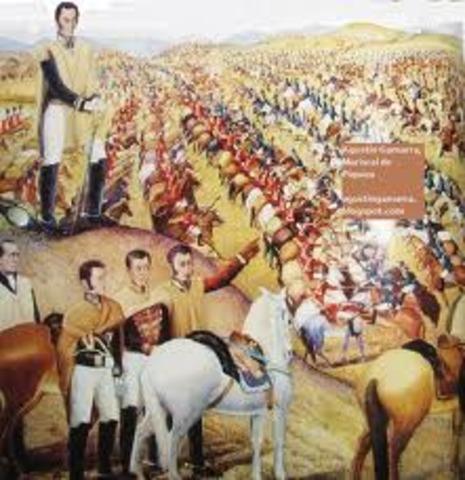Gamarra le declaró la guerra a Bolivia