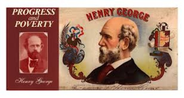 Henry George publishes Progress and Poverty