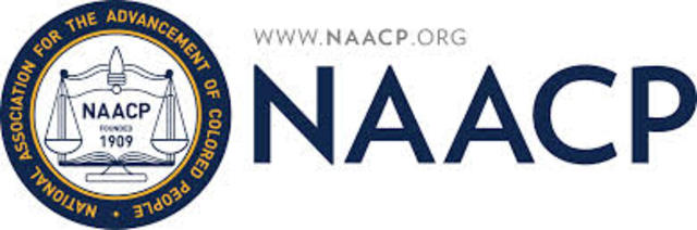 National Association for the Advancement ofColored People (NAACP) founded