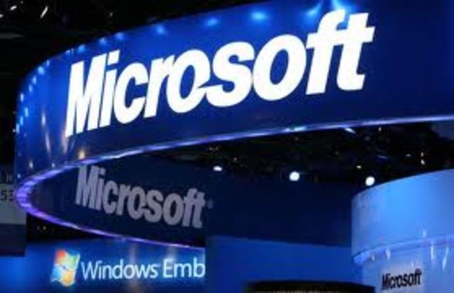 Microsoft enter