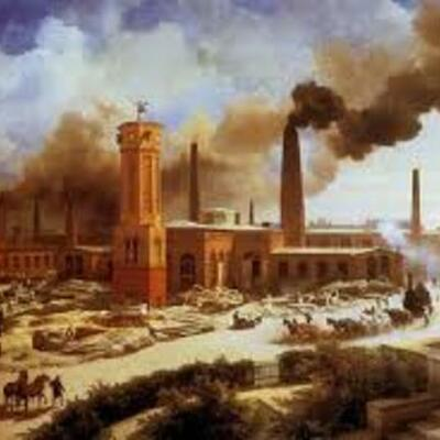 Industrial Revolution by Tim Tith timeline
