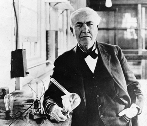 Invention of the Electric Light Bulb