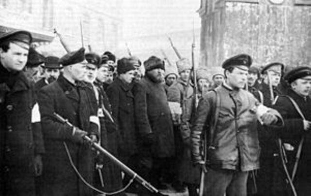 First Russian Revolution