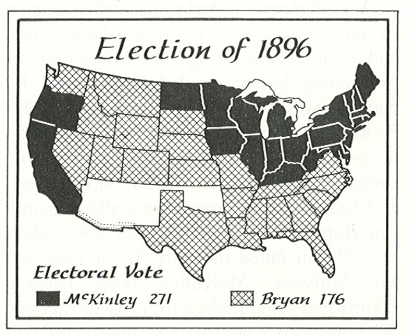 Free-Silver Election of 1896
