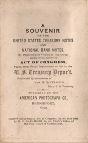 The Bank of the United States charter runs out