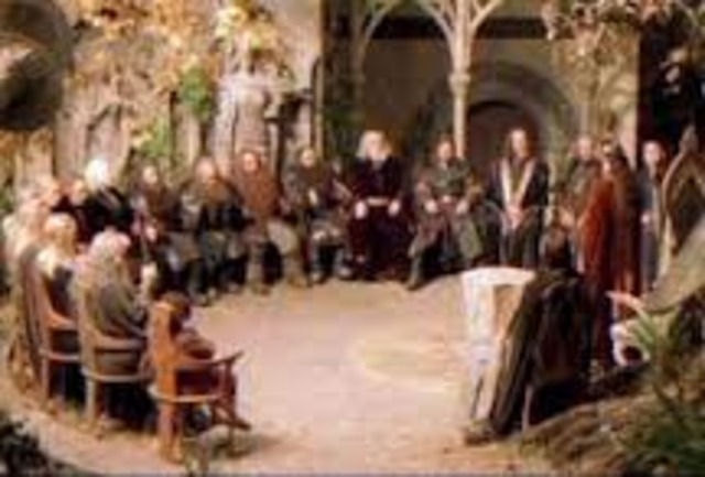 Bool: 2 Chapter: 2 The Council of Elrond