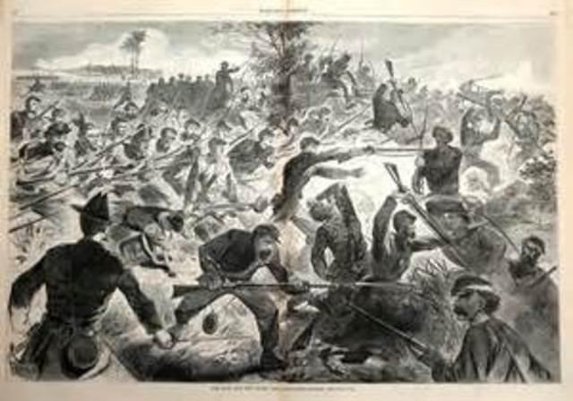 Civil War Begain