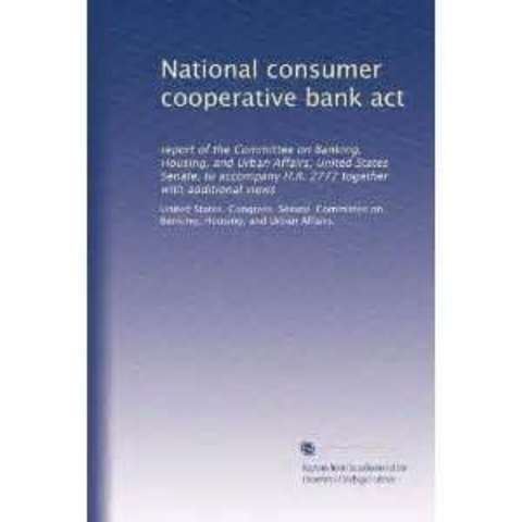 The National Banking Act Of 1863