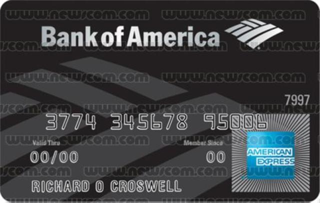 The First Cedit Card