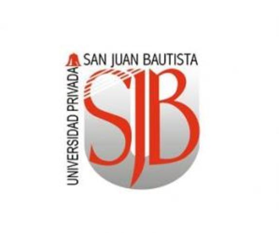 La Universidad Privada San Juan Bautista